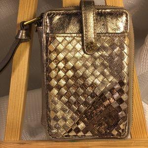 Elliott Lucca leather wallet good preloved
